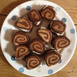 Spiral Sandwich Biscuits