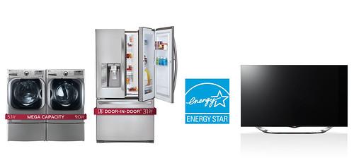 LG전자 2013년 에너지스타 올해의 파트너상 인증마크