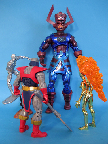 Galactus and his Heralds