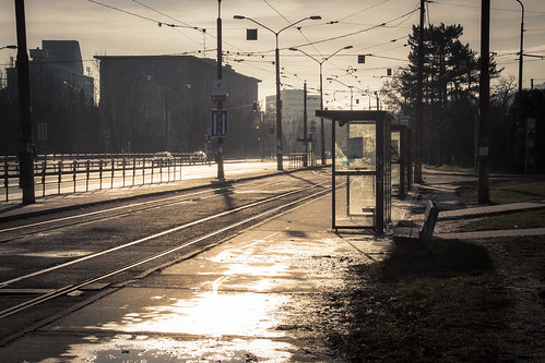 Urban Mythologies : The Strange Morning (Bratislava, Slovakia) - Photo : Gilderic