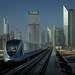 Metro, Dubai by strobist