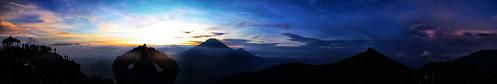 sunrise indonesia javaisland dieng mtsikunir