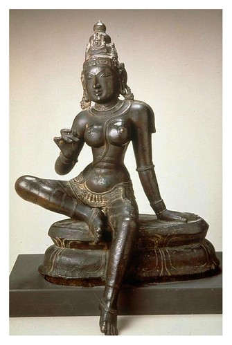 001-Parvati-Sur de la India-1400-1600-Copyright © 2011 Asian Art Museum