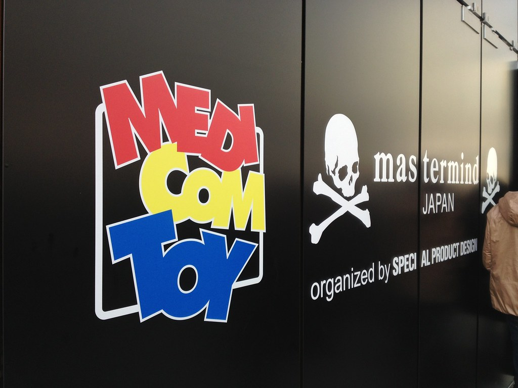 MEDICOM TOY featuring mastermind JAPAN