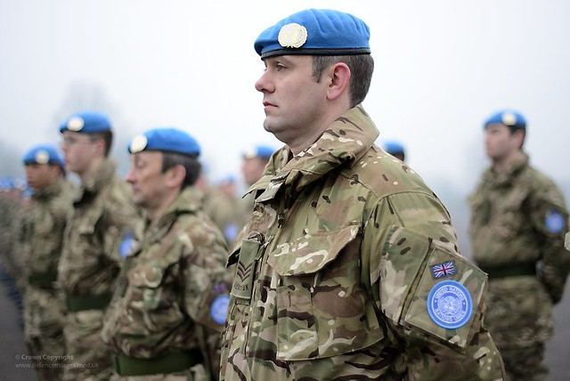 17 Port And Maritime Group Receiving United Nations Blue