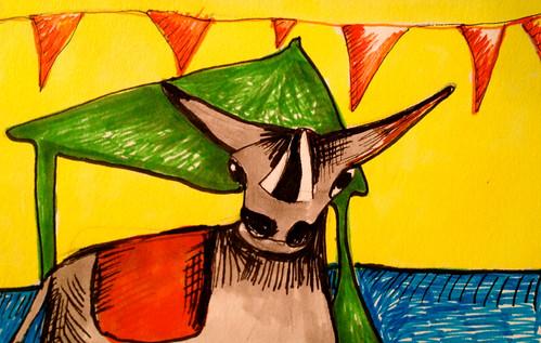 Fiesta by Michelle Schamis