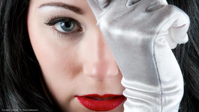 Zatanna close-up