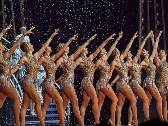 Espectáculo The Rockettes en Navidad