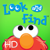 Sesame Workshop Apps - Look and Find Elmo