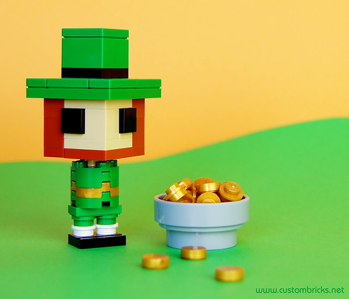 Luck of the Irish by customBRICKS