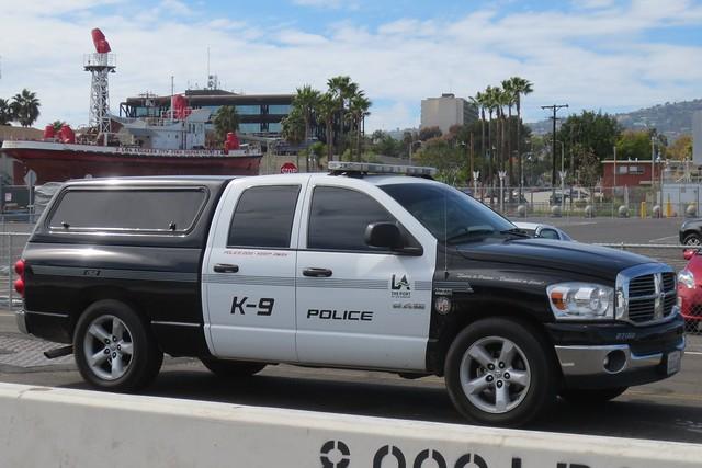 City of los angeles port police department flickr for La port police