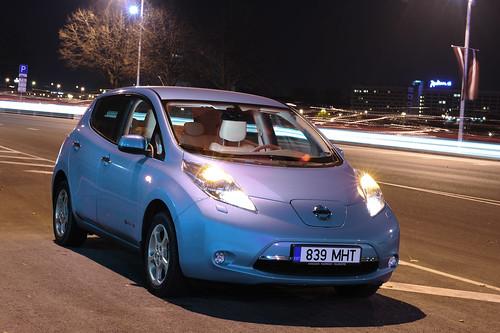 Nissan Leaf 2012 6
