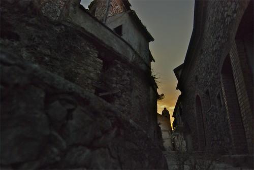 Romagnano al Monte (Sa) il paese fantasma...
