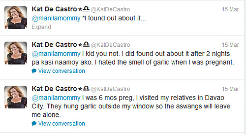 Anmum Pregnancy Post Kat De Castro