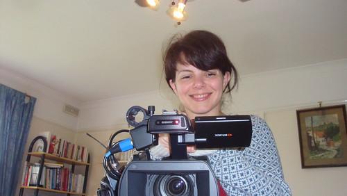 "Irina came filming my ""ordinary"" life width="