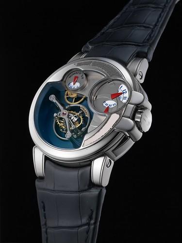 fa83d214b4d O relógio abaixo tem uma característica técnica e uma estética que o  diferencia dos demais.