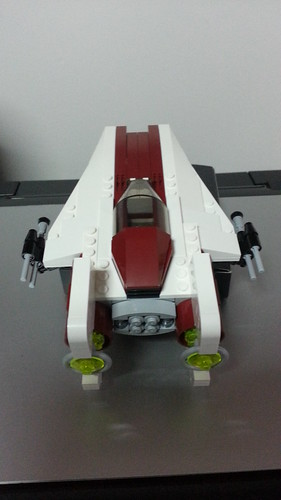 Review: 75003 A-Wing Starfighter 8577709130_4383ddc1be