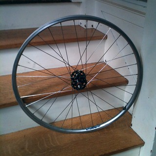 Sweet Fixie(tm) wheel