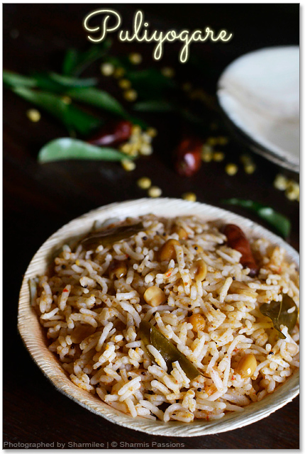 Puliyodharai Recipe