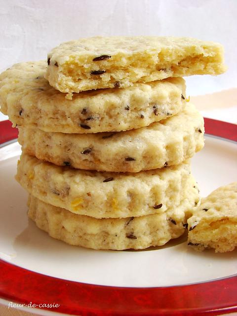 печенье с тмином 1