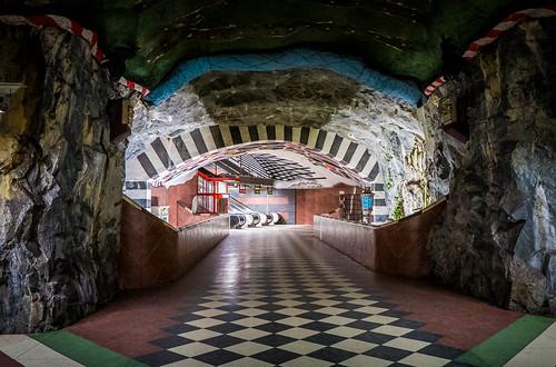 Kungsträdgården Subway station