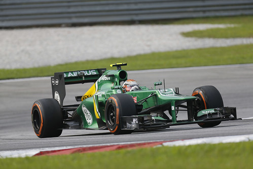 2013 Malaysian Grand Prix - Sunday
