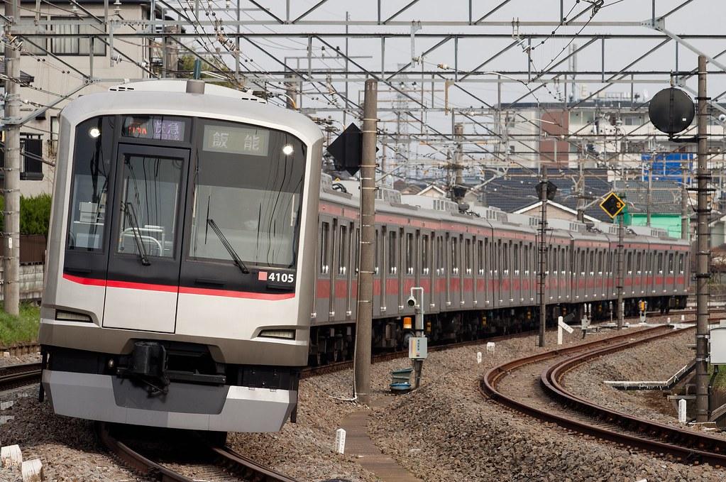 1709 Tōkyū 4105F