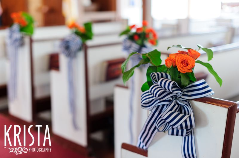 Flying Bridge Wedding Details