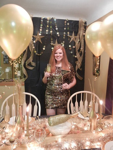 Me Gold Party