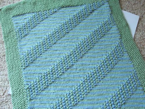 Baby Steps Blanket