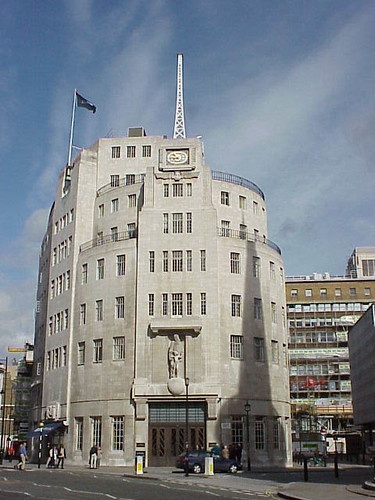 Broadcast House, London