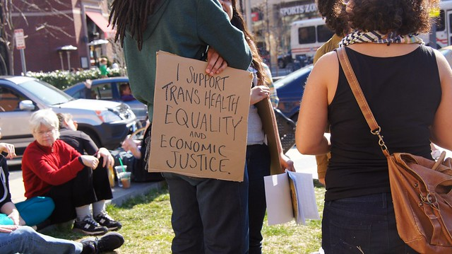 It's Time to End the Long History of Feminism Failing Transgender