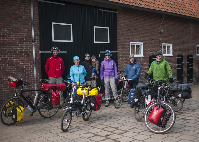 Easter cycling Tour
