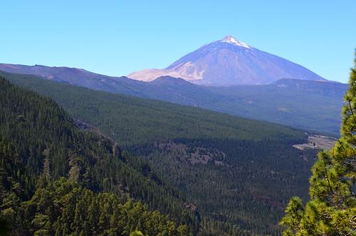 Mount Teide, La Orotava Valley, Tenerife
