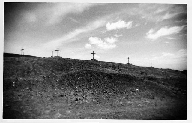 Hill with Crosses in Wendover, Utah - Google Maps Redx