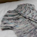 6-12mo 'Winter Wonderland' Cardigan