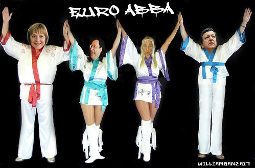 EURO ABBA by Colonel Flick/WilliamBanzai7