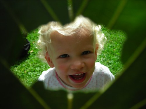 Lili 1 jaar