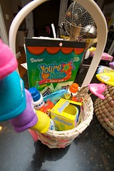 Henry's Easter Basket