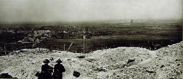 Remembering Arras: Canadians at Vimy Ridge