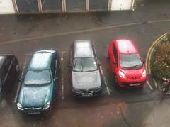 Snowing in April by Julie70