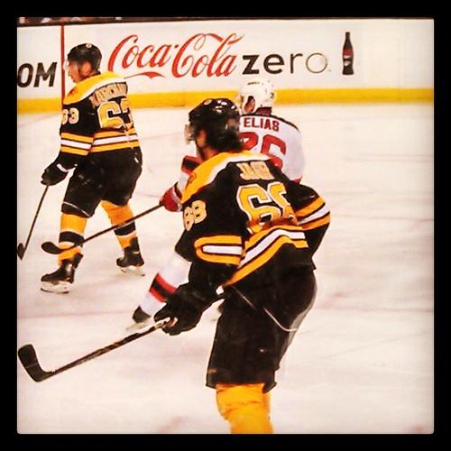 Let's go @bruinshockey  #Jagr #LittleBallOfHate #bruins @nhl