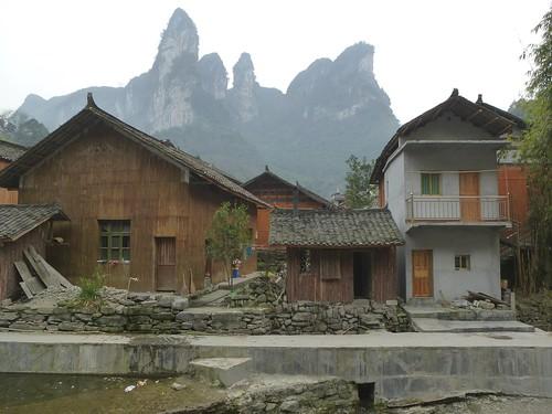 Hunan13-Dehang-ville (7)