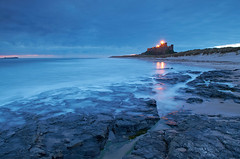 Bamburgh Castle at Dawn - Northumberland Coastline 101