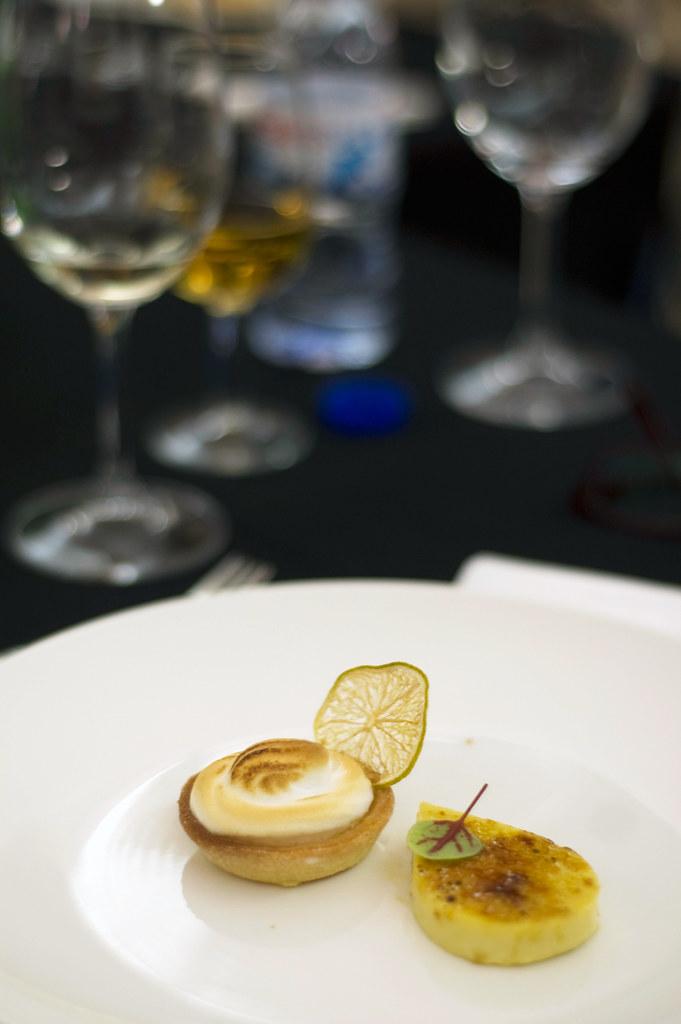 Leite-creme com ostras, chef Henrique Mouro, Assinatura