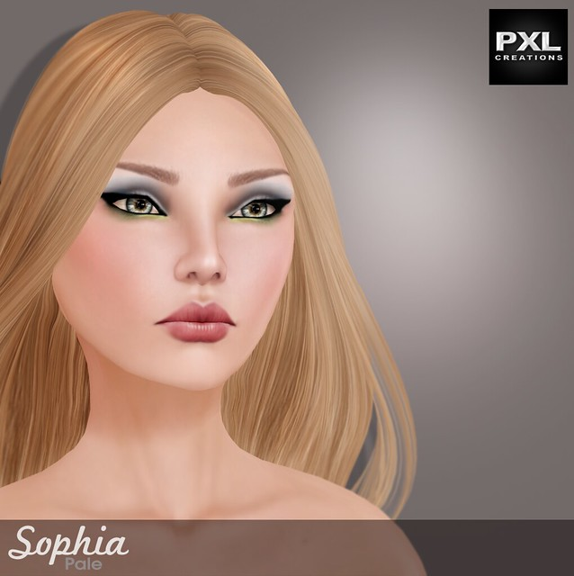 [PXL] Sophia Skin Line *released*