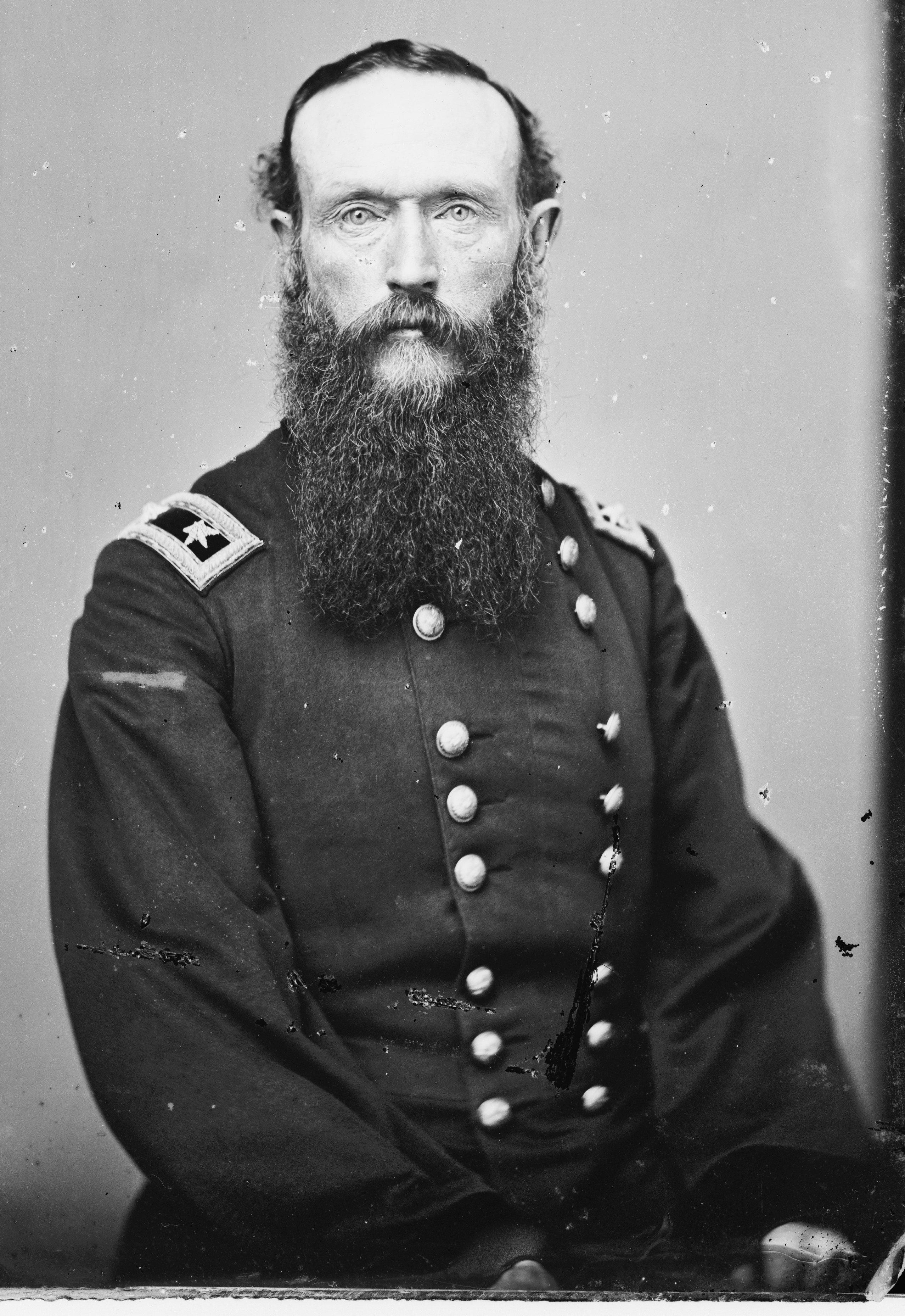 Gen.  Frederick Steele