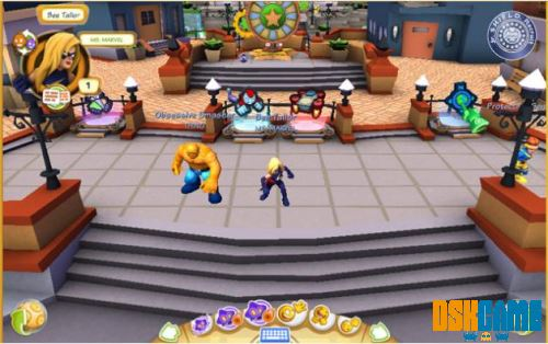 Marvel Super Hero Squad Online 3