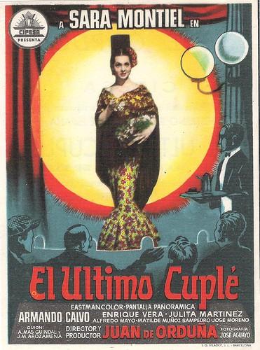 El último cuplé.mod.2-6ªsemana éxito-Cine Cordón 001