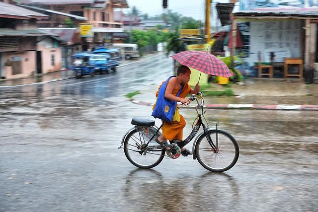 Turbo.  Vang Vieng, Laos.